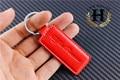 1pcs Key buckle for Alfa Romeo 147 156 166 159 GT Giulietta Clover original key ring buckle chain
