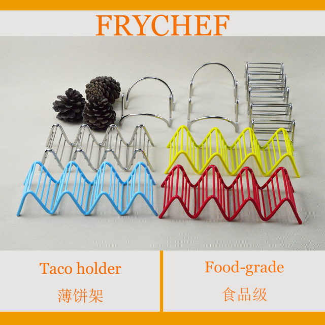 Food-grade Cooking Tools plate racktaco holder & Food grade Cooking Tools plate racktaco holder-in Dishes \u0026 Plates ...
