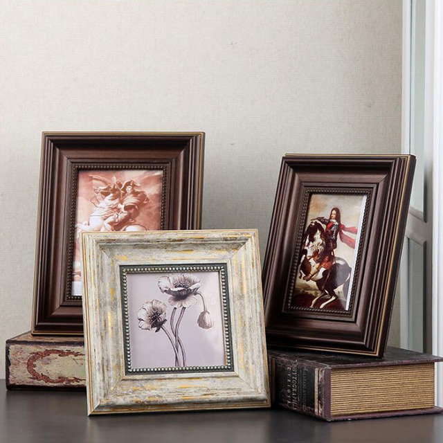 Elegant Style Photo Frames Rectangle A4 5 6 7 8 10 Inch