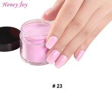 28g/Box #23 Pink Lilac Dip Powder Nails Dipping Get Stronger Natural Long-lasting Nail No UV Light Needed Safe Odorless