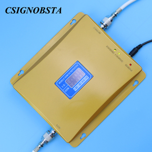 Image 4 - عالية الجودة 2019 ثنائي النطاق 2G 3G الهاتف المحمول GSM WCDMA 900 2100 MHz UMTS مكرر إشارة مكبر للصوت الداعم بالجملة