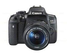 Canon EOS 750D / T6i DSLR Camera Body & EF-S 18-55mm IS STM Lens Kit