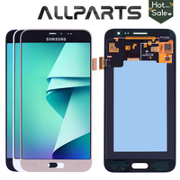 AMOLED 5 0 J3 LCD For SAMSUNG J3 2016 Display J3 2016 LCD Touch Screen Digitizer