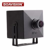 Full HD 1 0MP 2MP Mini IP Camera POE 3 6mm Lens CCTV Surveillance Camera 720P