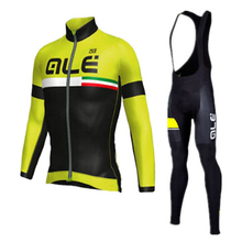 Pro Team Brand Cycling Jersey Men Bicycle Clothes Long Sleeve Sets high quality Bike Jerseys Maillot