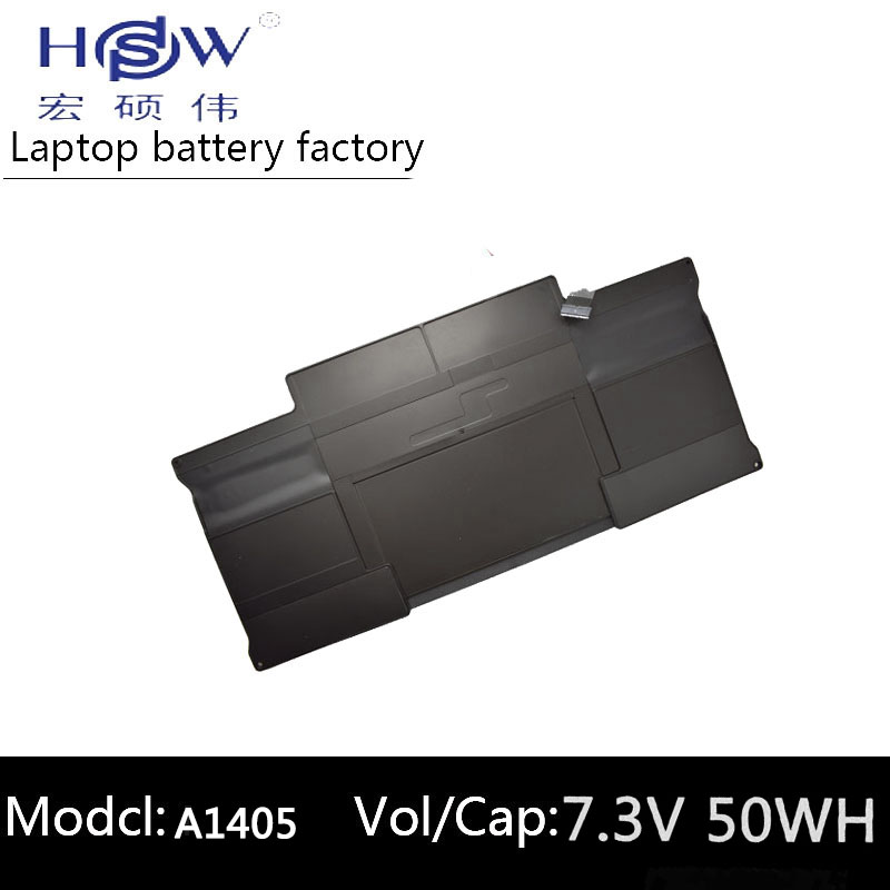 HSW laptop battery for APPLE FOR MacBook Air Core i7 1.8 13 (A1369 Mid-2011) A1405 A1466 2012 bateria akku hsw laptop battery for apple for macbook air core i7 1 8 13 a1369 mid 2011 a1405 a1466 2012 bateria akku