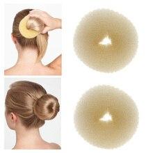 3 шт. пончик булочка инструмент для укладки волос шиньон производитель(1 большой, 1 Средний, 1 маленький) для женщин Красочные