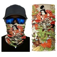 Уличная спортивная маска в тубе с шарфом для лица Бандана Маска для головы мотоциклетная маска для лица повязка на шею снуд головной убор шапочка
