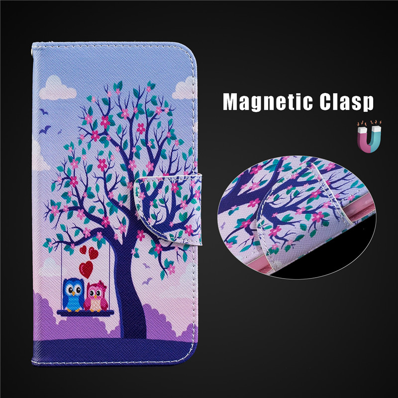 For Huawei P Smart Plus Case (117)