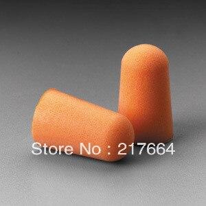 20 sztuk/10 par 3M 1100 pianki pomarańczowy zatyczka do uszu zatyczki do uszu redukcja szumów ochronna