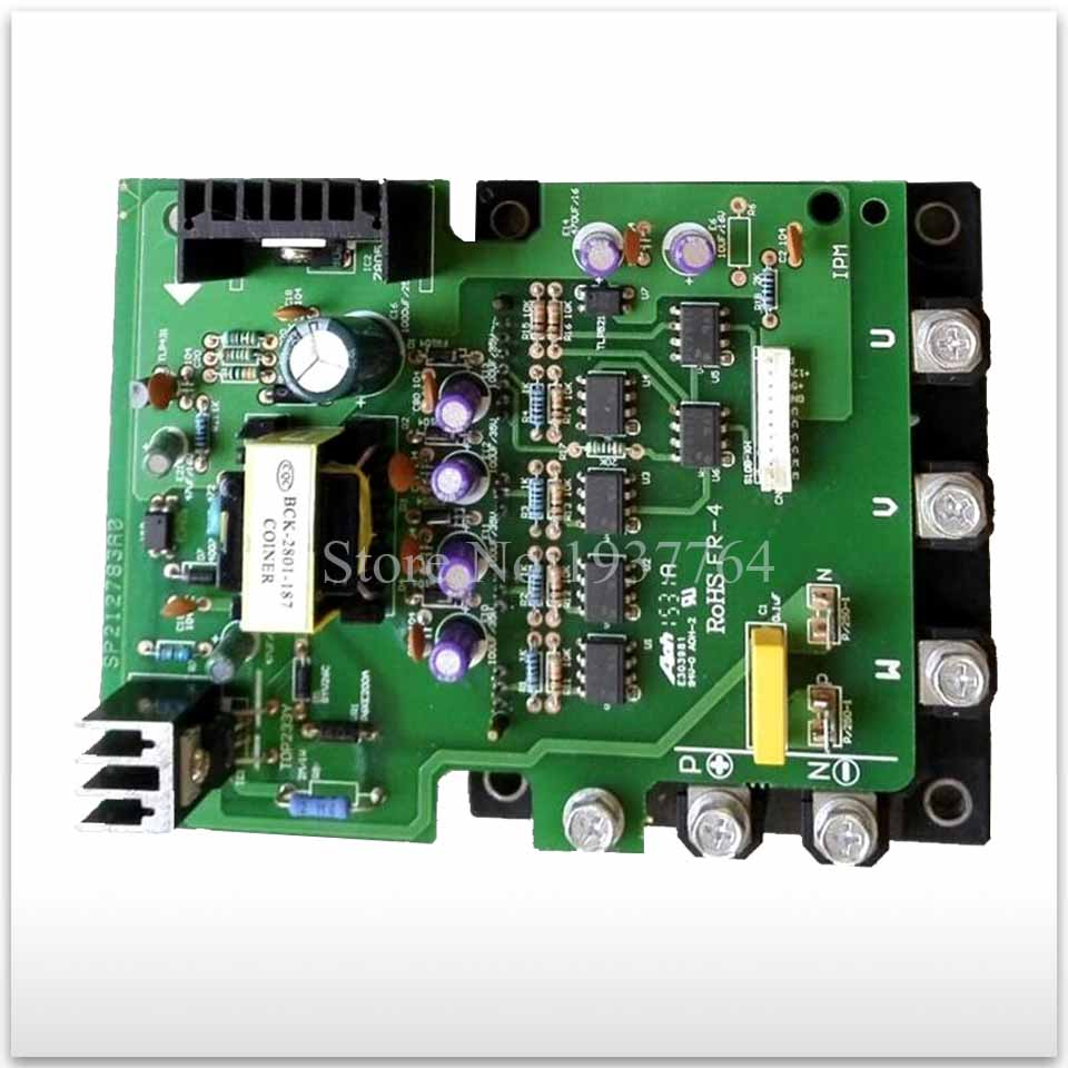 Air conditioning computer board circuit board ME-POWER-75A FUJI-7MBP75RA120 used board good working