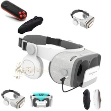 BOBOVR Z5 120 FOV vr Glasses 3D Cardboard Helmet Virtual Reality Glasses Headset Stereo Helmet  for 4.7-6.2′ Mobile Phone