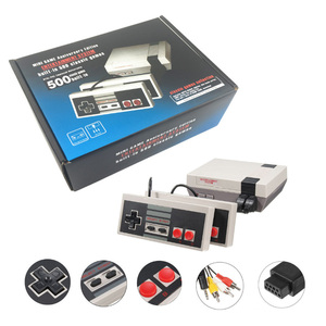 Image 5 - Coolbaby  HDMI/AV output Retro Classic Handheld Game Player TV Video Game Console Childhood Built in 600/500 Games Mini Console