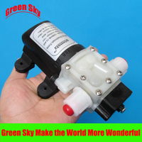 Max pressure 145PSI 4L/Min DC 45W mist fog spray maker 12v sprayer pump