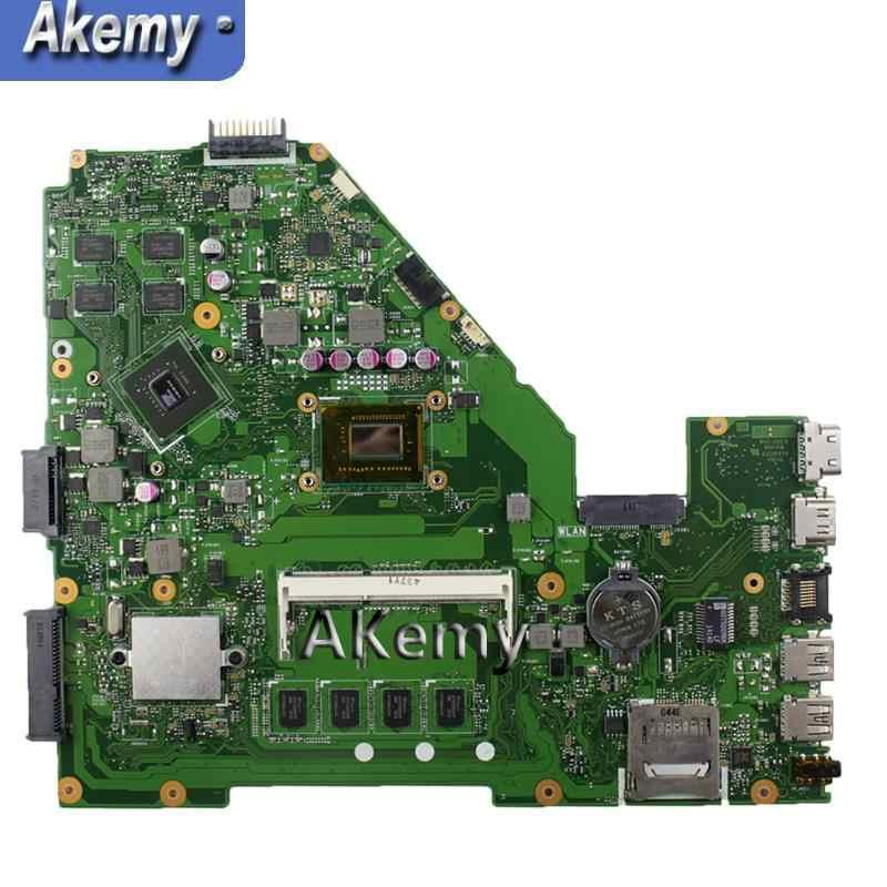 AK X550CC X550VB محمول اللوحة الأم ل ASUS A550C X550CL R510C اختبار اللوحة الأصلية 4G RAM I5-3337U/3317U CPU GT720M