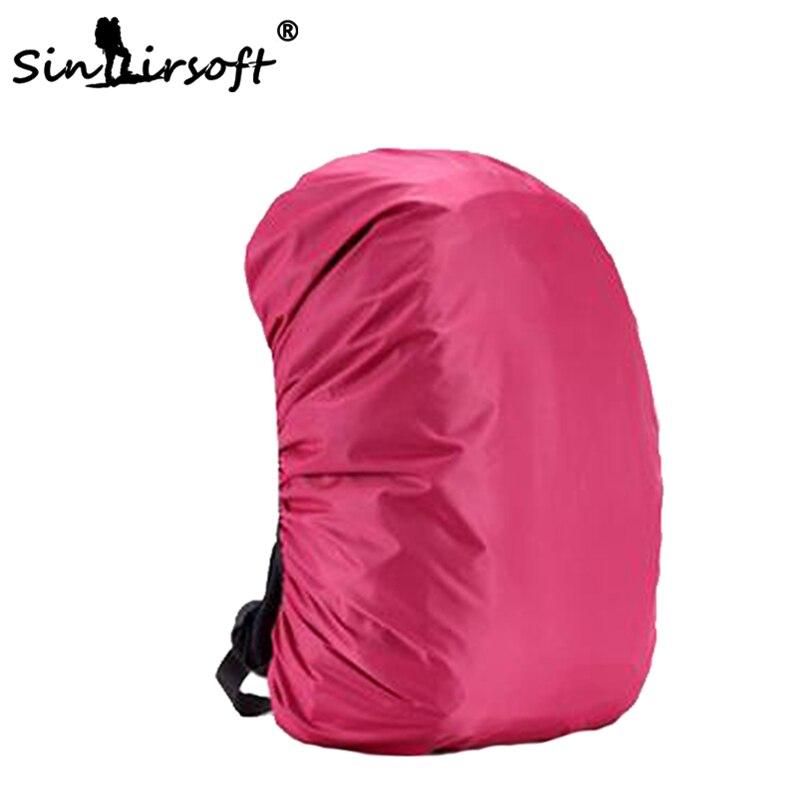 Открытый Пешие прогулки водонепроницаемый дождевик рюкзак, багажная сумка дождевик костюм для 20L 30L 35L 40L 50L 60L фиолетовый