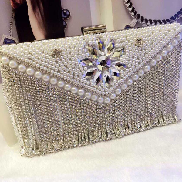 b764bf6156 2015 New Fashion ladies bridal clutch bags ladies party wear bags Party  clutch bags -in Evening Bags from Luggage & Bags on Aliexpress.com |  Alibaba Group