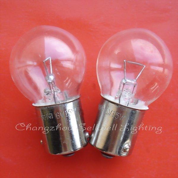 Купить с кэшбэком New!miniature Light Lamp 6v 15w Ba15s G25 A660