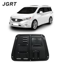 Car styling For Nissan Quest plastic steel engine guard For Quest 2012-2015 Engine skid plate fender 1pc