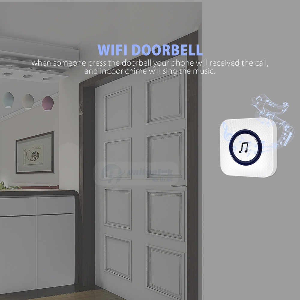 04 Wifi Video Doorbell
