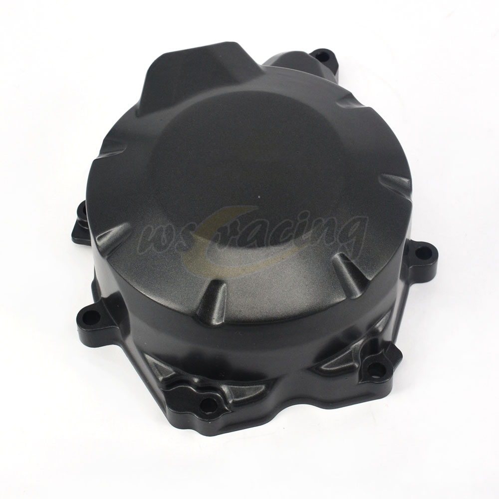 Motorcycle Engine Stator Crankcase Cover For YAMAHA FZ6 2004-2010 FZ6R XJ6S 2009-2012 2009 2010 2011 2012 for yamaha yzfr6 yzf r6 2006 2007 2008 2009 2010 2011 2012 2013 2014 motorcycle engine stator cover chrome left side