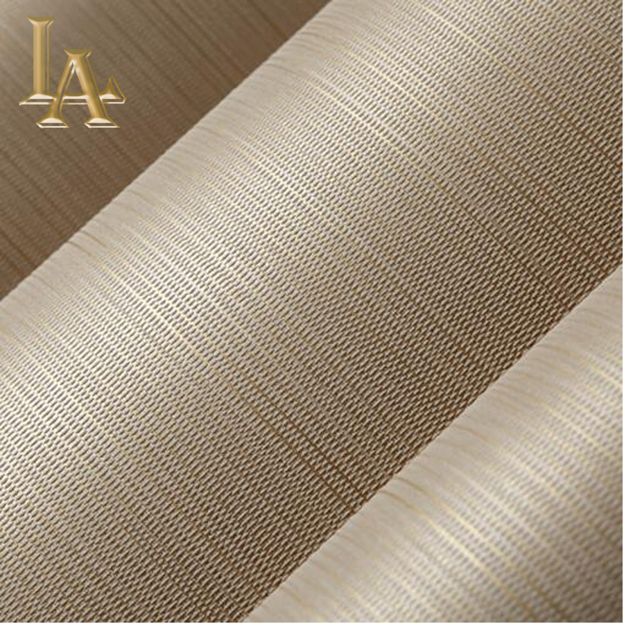 Simple Beige Brown Grey Gold Striped 3D Wallpaper Living room Background Modern Stripes Wall paper Designs Home Decor W380 blanco elipso s ii grey beige