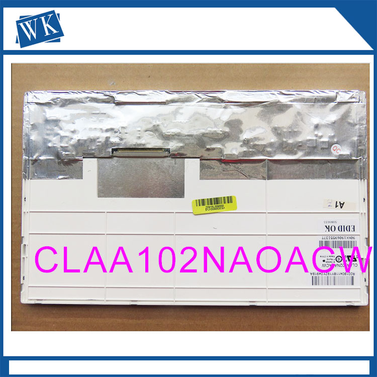 Free shipping CLAA102NA0ACG CLAA102NA0ACW CLAA102NA0DCW CLAA102NA2CCN FOR samsung NC10 ND10 notebook Laptop Lcd Screen