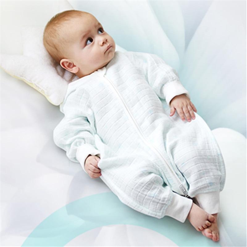 Baby Sleeping Bag Envelope For Newborns Kids Elodie Details 100% Cotton Baby Coveralls For Summer 2018 summer 100