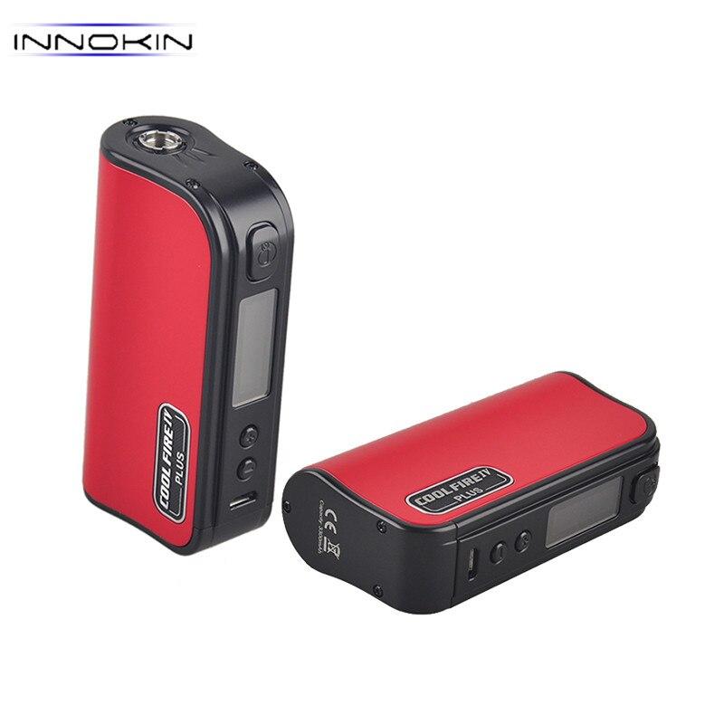 100 original Innokin Coolfire IV Plus 70W Box Mod Vapor Electronic Cigarette Cool Fire IV Plus