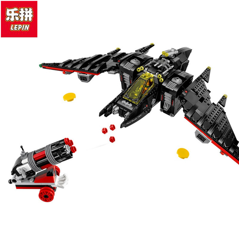 Lepin 07080 1068pcs Building Blocks Brick Creative Series super hero batman double-faced man Children Educational baby Toys gift lepin 42010 590pcs creative series brick box legoingly sets building nano blocks diy bricks educational toys for kids gift