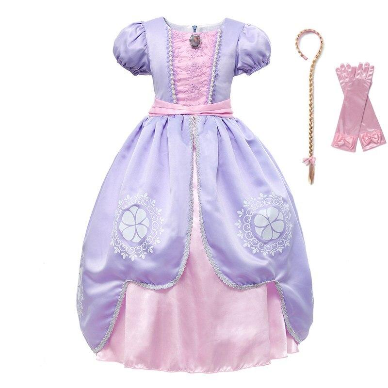 Kids Girl Vampirina Summer Princess Dress Cute Lovely Birthday Casual FancyDress