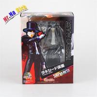 Anime Shfiguarts Sailor Moon Tuxedo Mask Chiba Mamoru 20th Pvc Action Figure Collectible Model Doll Brinquedos 16cm
