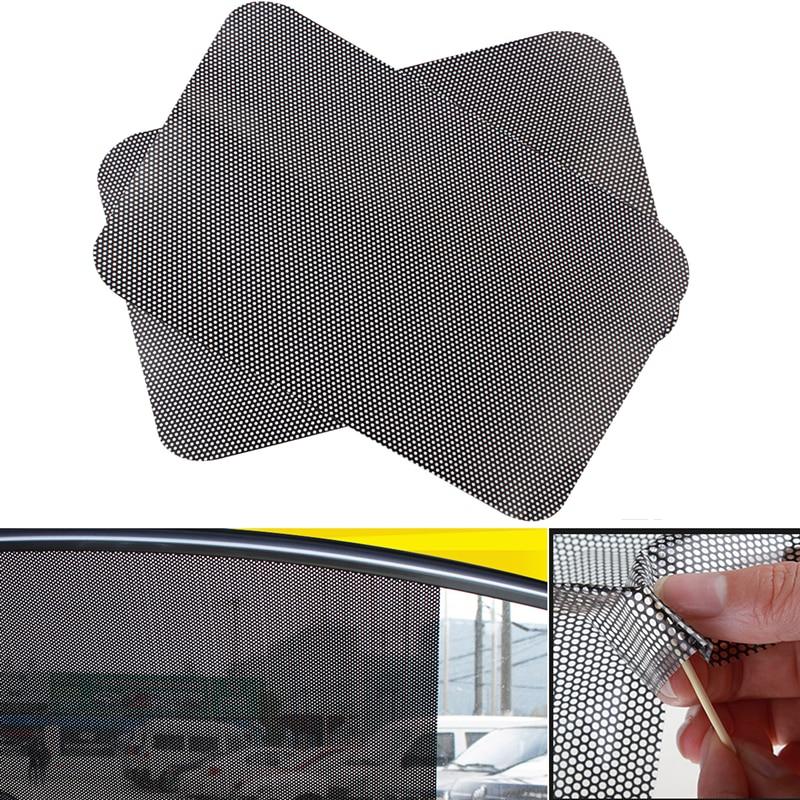 63cm X 42mm 2pcs Per Set Pvc Car Auto Accessories Curtain