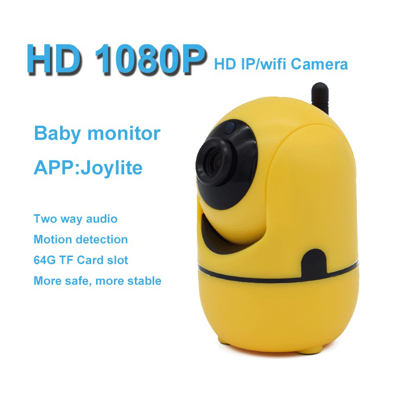 Mini Wifi Camera 1080P P2P Remote View Wireless Security IP Camera Two Way Audio Night Vision Surveillance Baby Monitor Camera