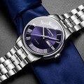 2019 Carnival автоматические часы  мужские механические часы с римскими цифрами  люксовый бренд  водонепроницаемые наручные часы  reloj hombre