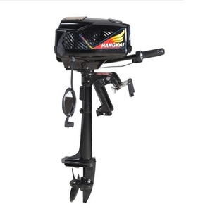Image 5 - Brand New HANGKAI 4.0 Model Brushless Electric Boat Outboard Motor with 48V 1000W Output Fishing Boat Engine