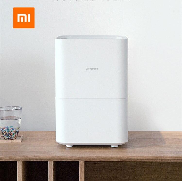 Оригинальный увлажнитель воздуха Xiaomi Smartmi для дома, устройство для увлажнения воздуха, управление через приложение Mi home