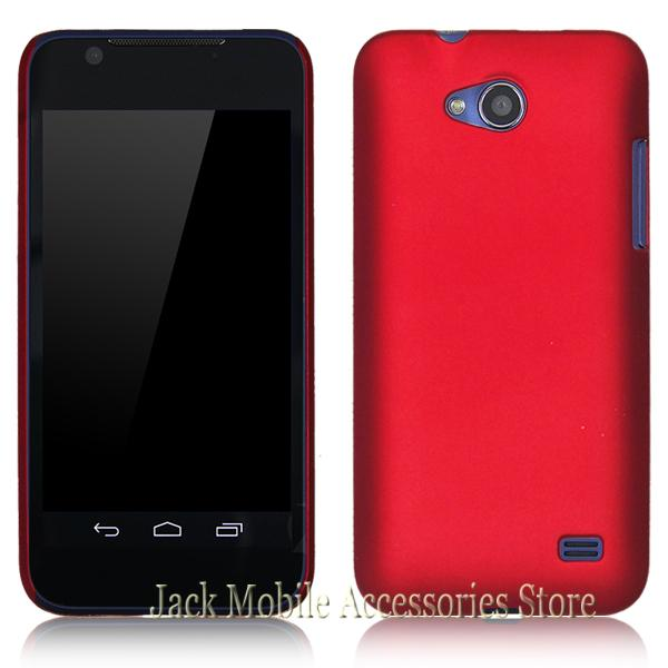 New High Quality Multi Colors Luxury Rubberized Matte Hard Phone Case Cover For ZTE N818 V956 Free Shipping