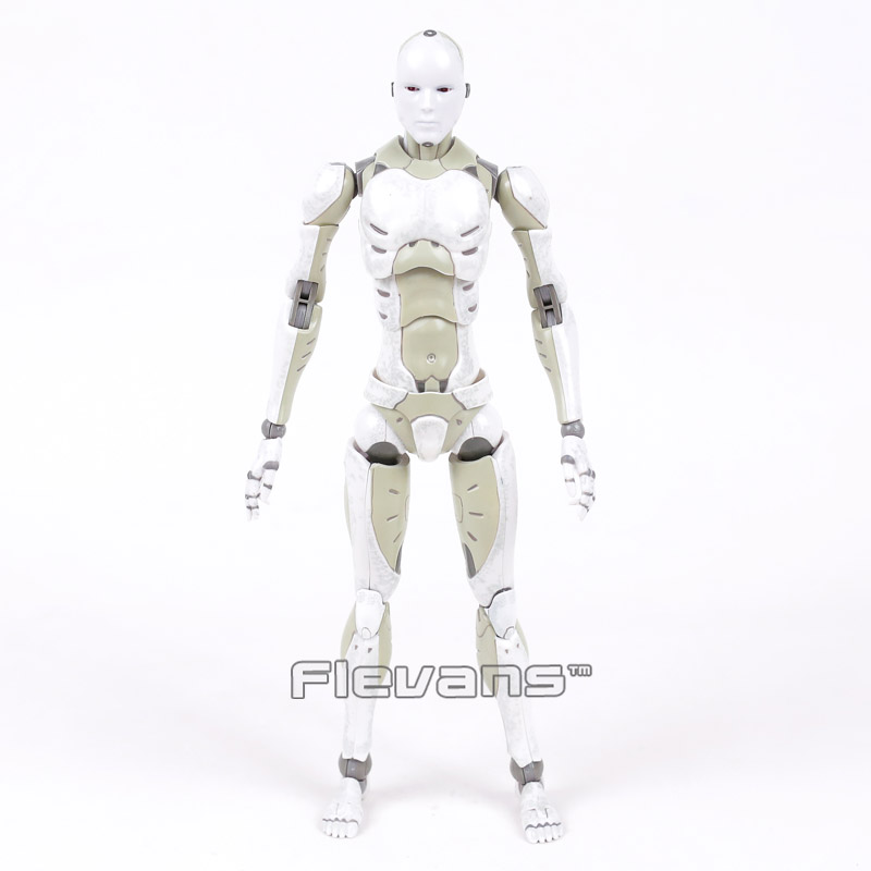1000Toys TOA Heavy Industries Synthetic Human 1/6 Scale Action Figure Collectible Model Toy 28cm 1000toys toa heavy industries synthetic human 1 6 scale action figure collectible model toy brinquedos 28cm