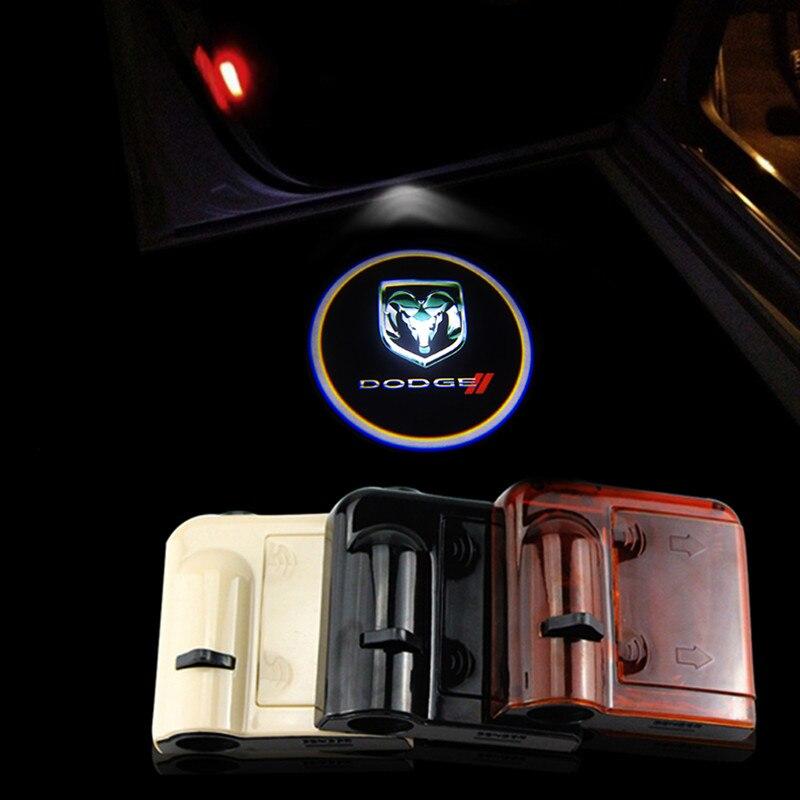 Wireless Car Door Light For Dodge Ram 1500 Caliber Caravan Charger Journey Challenger Stratus Neon Nitro & Online Get Cheap Dodge Challenger Light -Aliexpress.com | Alibaba Group