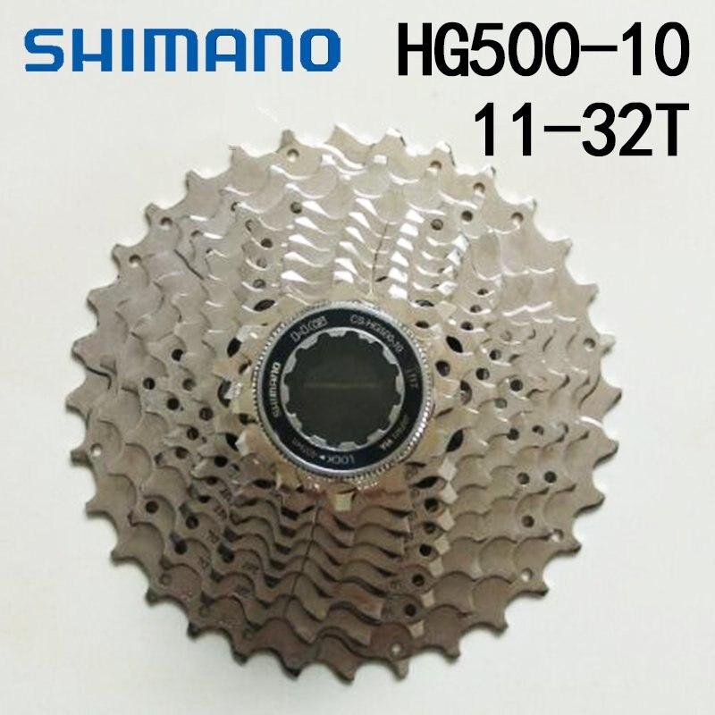 c3d70c174da SHIMANO Tiagra CS-HG500-10 Road Bike 10 speed bicycle Cassette 11-32T