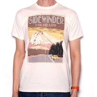feb40e9c3 Sidewinder Colorado Travel Poster T Shirt Full Colour Inspired By The  Shining
