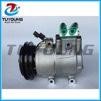 Compressor auto ac para Kia Bongo HS 15 K2500 K2700 K3000 Hyundai Porter 97701 4e500 97701 4B201 F500 QCVBA 02 F500 BC3BA 03 Compressor e embreagem AC     -