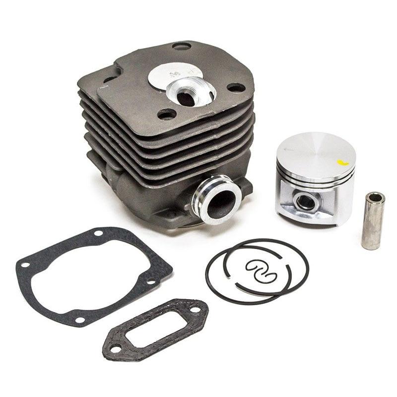 где купить 50mm Cylinder Piston Ring Round Inlet Kit For Husqvarna 362 365 371 372 Chainsaw по лучшей цене