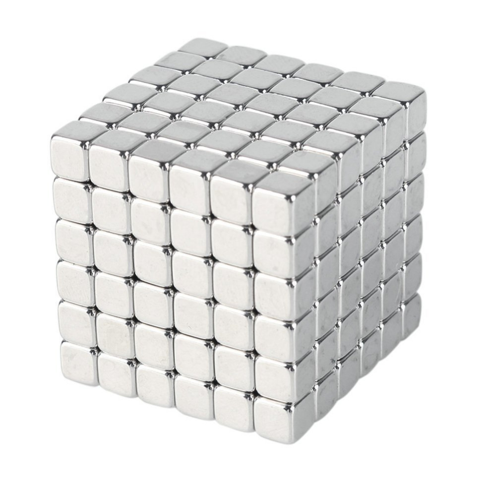 Litchi Magnetic Cube Puzzle Prime Quality Fidget Toys Fidget Cube,216 Pieces.Ideal Office Stress Relief Executive Desk Toy edc novelty stress relief toy fidget magic cube