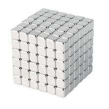 Litchi Magnetic Cube Puzzle Prime Quality Fidget Toys Fidget Cube 216 Pieces Ideal Office Stress Relief