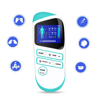 Voice Tens Acupuncture Physiotherapy Instrument Muscle Stimulator Electronic Pulse Massager Cervical Spine Joints Pain Relief