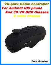 3D VR Jeux Sans Fil Bluetooth Contrôleur de Jeu Joystick de Jeu Gamepad pour Android/iOS Téléphones Téléphone Intelligent pour iPhone pour Samsung