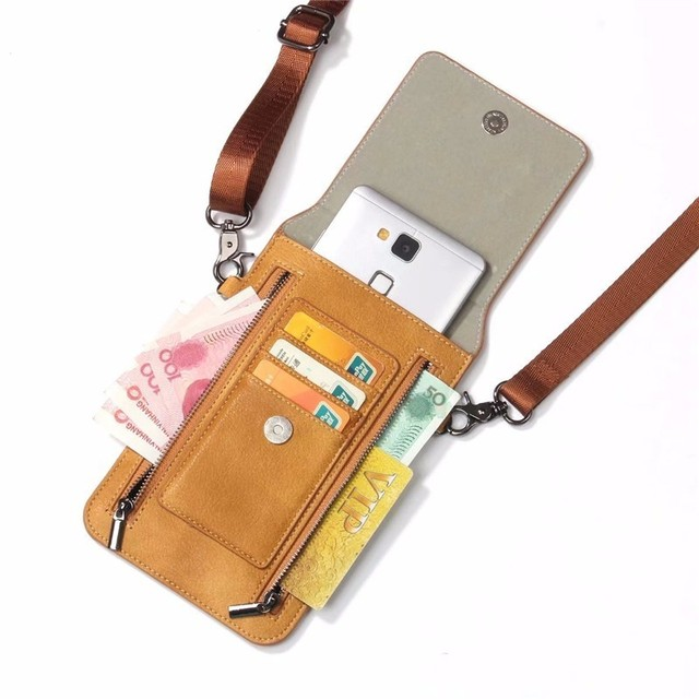 e8ae9696d0a New Casual Doubl Pockets Girls Women s Belt Pouch Cover Phone Case For  Samsung galaxy s8 Plus s6 s7 edge s5 s4 mini s3 note 4 7