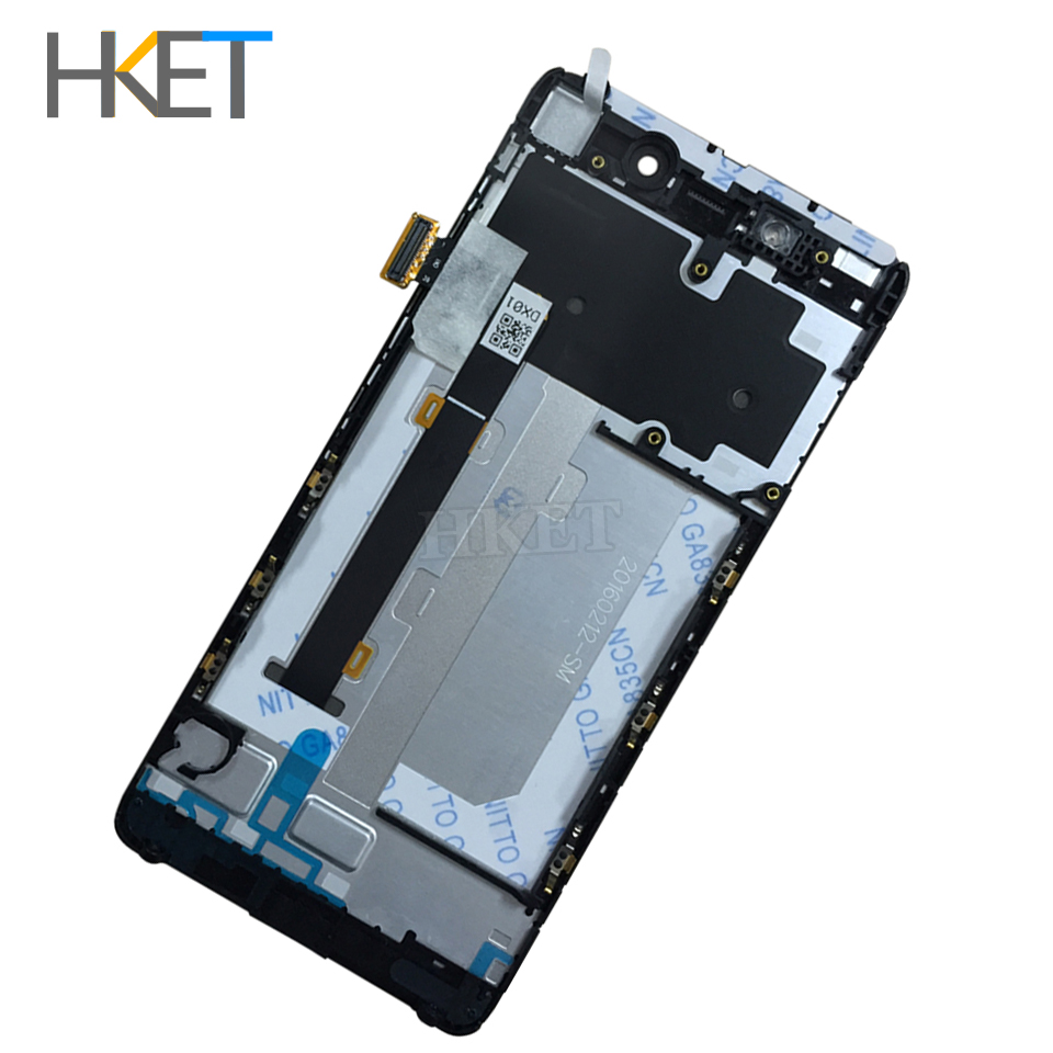 Original For Lenovo S90 LCD Screen Display with Frame bezel Touch Panel Digitizer Assembly Repalcement S90-T S90-U S90-E S90A compatible lcd for lenovo s90 lcd display touch screen digitizer panel assembly with frame replacement s90 t s90 u s90 a tools